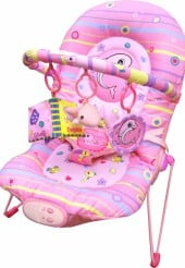 Babysitter Pink Dolphin Bouncer