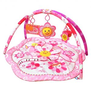 Babygym Pink Flower Music Party