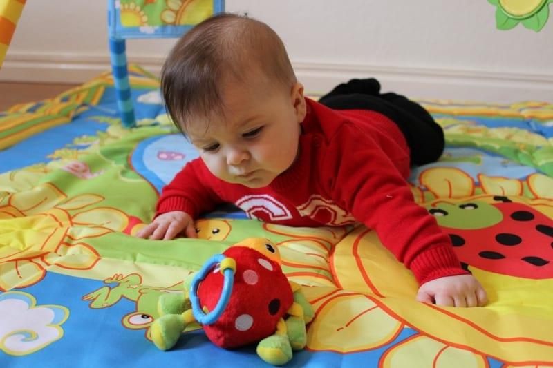 Babygym – en räddning i vardagsbestyren!