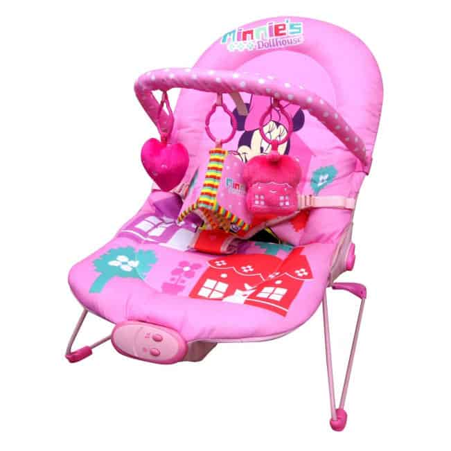 Babysitter Disney Mimmi Mouse Bouncer