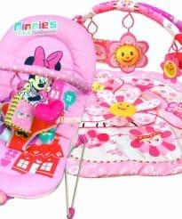 Paketerbjudande! Babysitter och Babgym Mimmi Mus