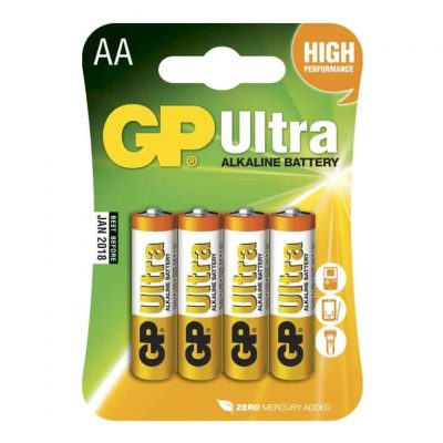 Batteri GP Ultra AA