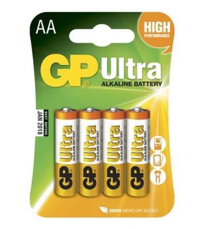 Batteri GP Ultra AA