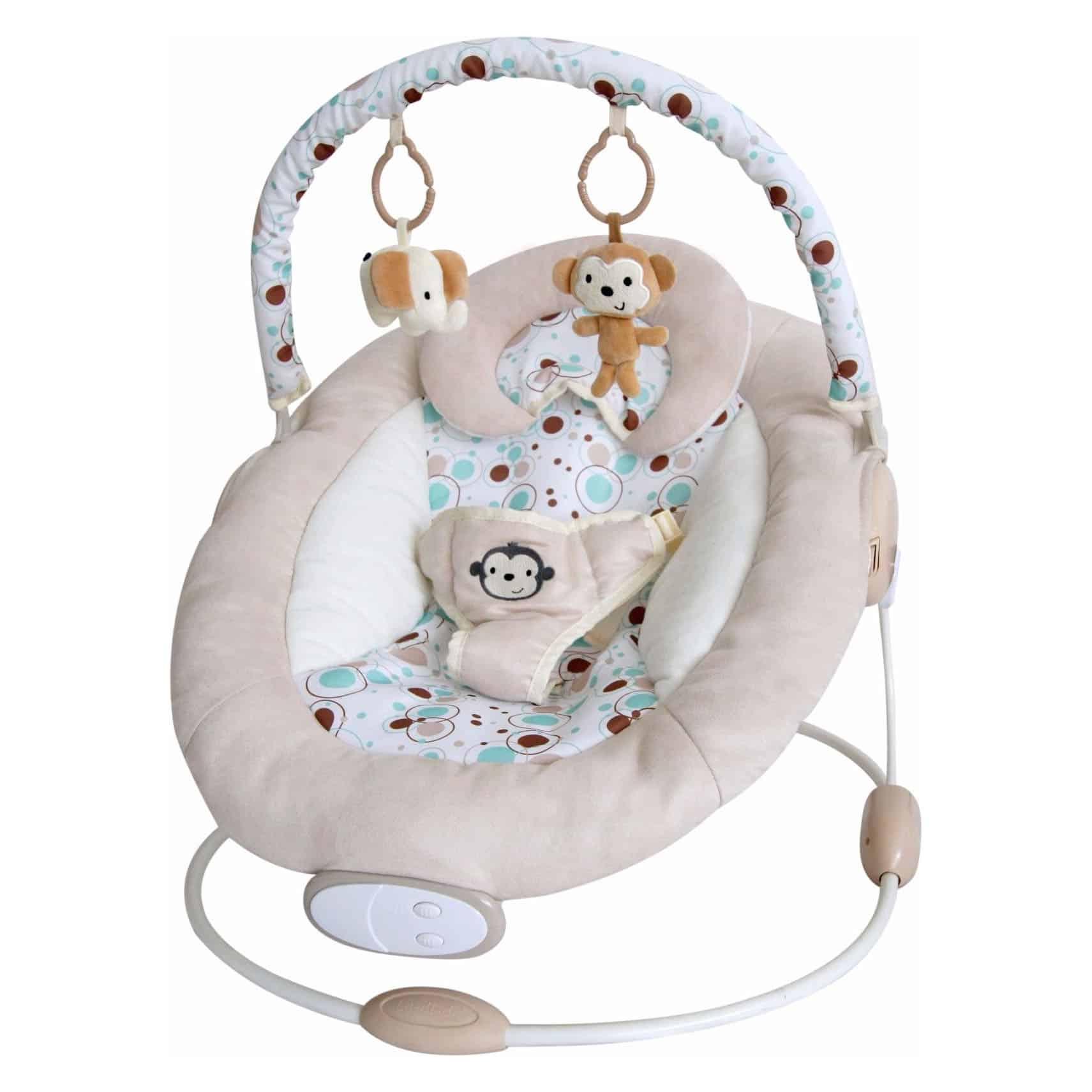Babysitter Elegant and Comfort Baby Bouncer