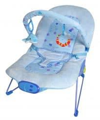 Babysitter Blue Little Star Baby Bouncer