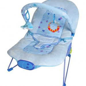Babysitter Blue Little Star Baby Bouncer