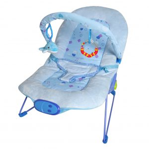 Babysitter Blue Little Star Bouncer