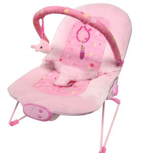 Babysitter Pink Little Star Baby Bouncer