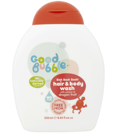 Duschtvål och schampo för barn