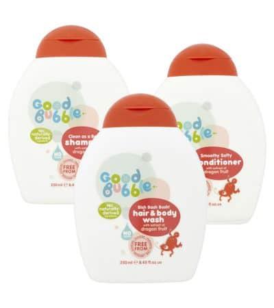 Duschtvål, Schampo och Balsam för barn