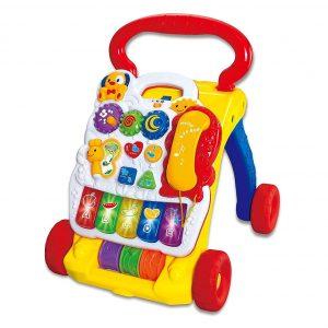Gåvagn Musical Baby Activity Walker