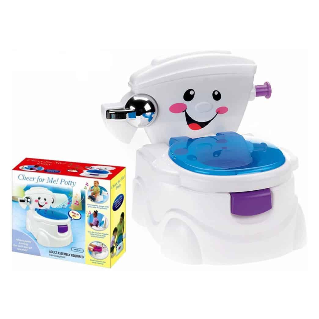 Musikalisk potta My potty friend