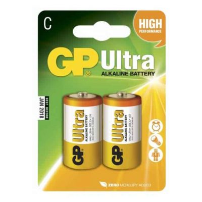 Batteri GP Ultra C