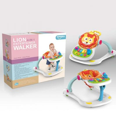 Lion Entertainer Walker 4-in-1