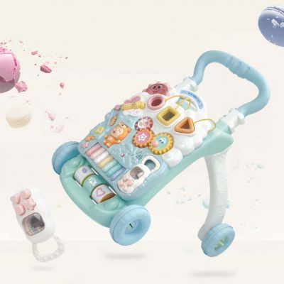 Ladida Gåvagn Baby Activity Piano Walker