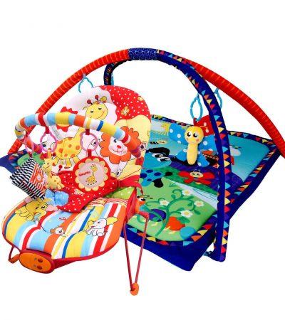 Ladida Babysitter och Babygym Holiday Paradise Paketerbjudande
