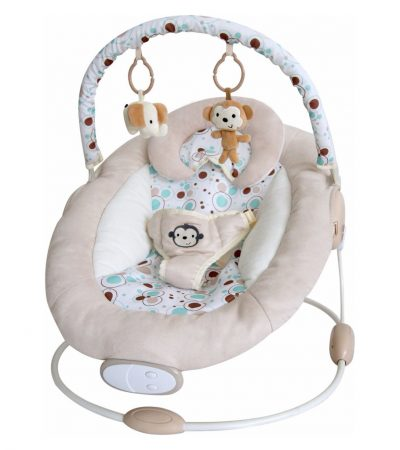 Ladida Babysitter Elegant and Comfy Baby Bouncer