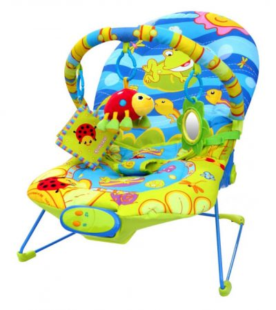 Ladida Babysitter Happy Frog Baby Bouncer