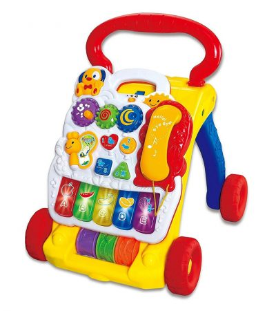 Ladida Gåvagn Baby Musical and Activity Walker