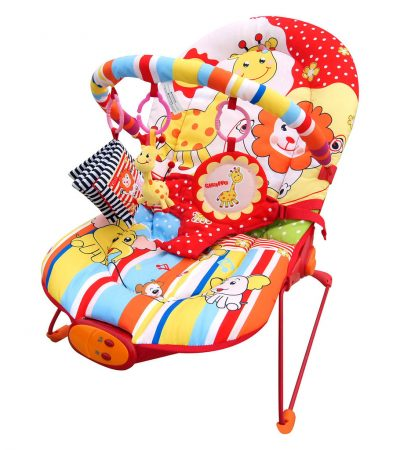 Ladida Babysitter Animal Paradise Baby Bouncer