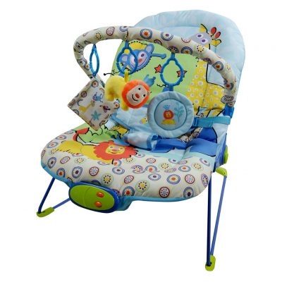 Ladida Babysitter Animal Kingdom Baby Bouncer