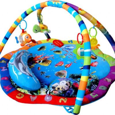 Ladida Babysitter och Babygym Animal Ocean Paketerbjudande