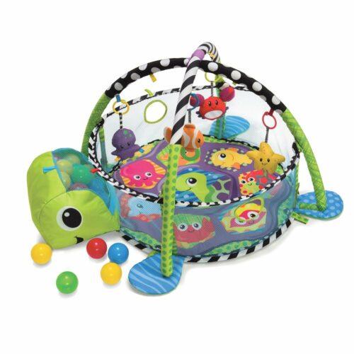 Ladida Babygym Baby Turtle