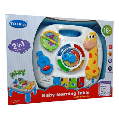Ladida Aktivitetsbord Learning and Play