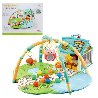 Ladida Babygym Happy Space Play Gym