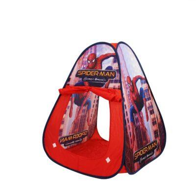 Ladida Pop-Up Tält med motiv från Spiderman